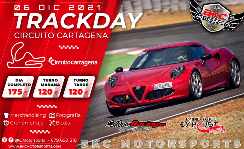 Tandas Cartagena BKC Motorsport