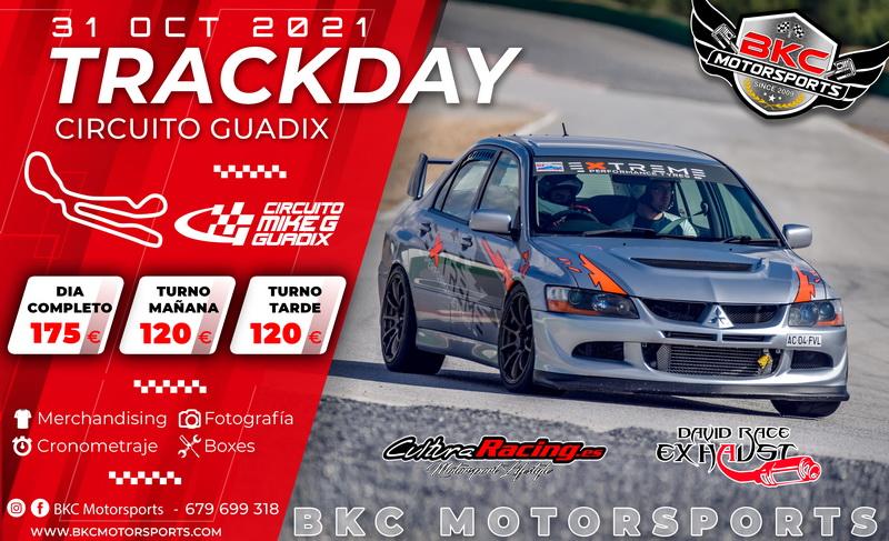 Tandas Guadix BKC Motorsport