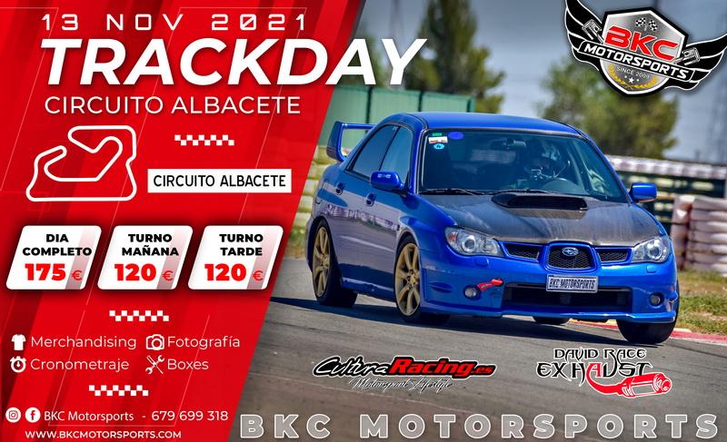 Tandas Albacete BKC Motorsport