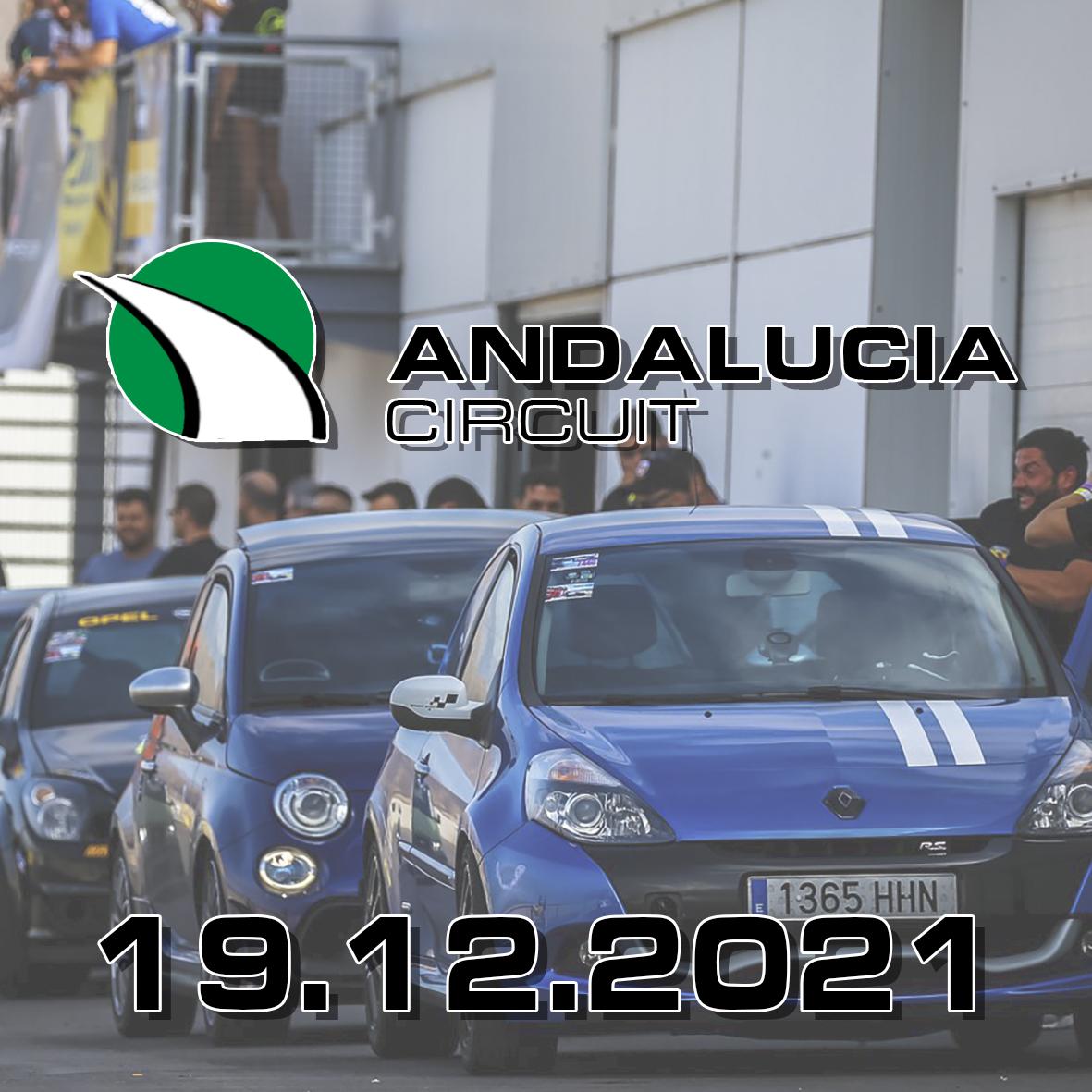 Tandas Coche Circuito Andalucía 103 Octanos